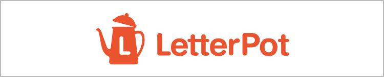 Letter Pot